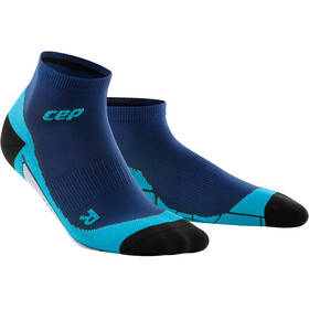 cep Dynamic+ Low-Cut Socks Men deep ocean/hawaii blue